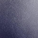 Cuoio del PVC del cuoio sintetico del PVC del cuoio della valigia dello zaino degli uomini e delle donne di modo del cuoio del sacchetto del fornitore Z091 di certificazione dell'oro dello SGS