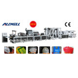 Allwell alle Typen nicht gesponnene Beutel-Maschine (AW-XA700-800)