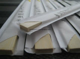 Chopsticks de papel de bambu da tampa ou pedido de maioria em linha