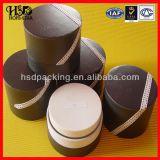 Rectángulo chino del tubo con el papel bonito (HSD-H3098)