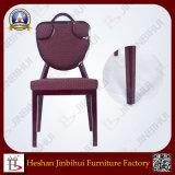 Новой алюминиевой стул обитый тканью столовой хорошего качества H-FM8860)