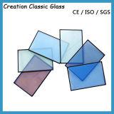8+9A+8低いE緩和された空ガラスかガラスか絶縁されたガラスを絶縁すること