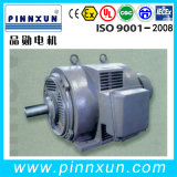 moteur de broyeur à boulets de bague collectrice de fer de moulage à C.A. de la basse tension 380V (JR YRKK d'année YR2)