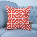 Ammortizzatore/cuscino decorativi della stampa di Digitahi con il reticolo geometrico di Ikat (MX-18A/B/C/D/E/F)