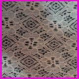Lacet chaud de crochet de coton de la vente 2016