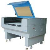 De Scherpe Machine van de Laser van Co2 van de hoge snelheid voor de Plaat van het Leer en van de Gids