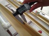 단단한 PVC는 목제 플라스틱 합성 문설주 Architrave (MT-8025) 거품이 일었다