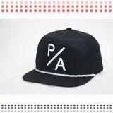 Floral Fashion 3D Broderie Accessoires Snapback Hats