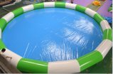 膨脹可能なプール水ゲームのプール
