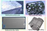 Gravure de laser de la haute précision 3D et machine de découpage
