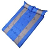 Напольный раздувной тюфяк воздуха с раздувной подушкой