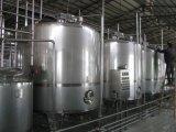 Linha de produção automática cheia do leite do amendoim 3000L/H