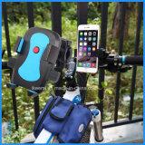 Soporte de bicicleta de alta calidad para montar móvil con asiento de teléfono móvil Fast Lock