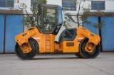 Compacteur de route 10 tonnes avec le moteur diesel