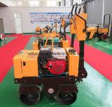 Compresor vibratorio del rodillo de camino de la alta calidad hidráulica del mecanismo impulsor mini (FYL-800)