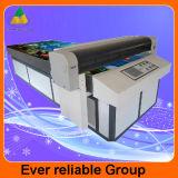 Impressora do PVC do plutônio da máquina de impressão de Digitas da bolsa das sapatas de couro