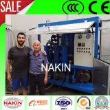 Vakuumtransformator-Öl-Regenerationsaufbereitendes Gerät, Öl-Reinigungsapparat-Maschine