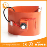 almofada do cilindro do silicone do calefator do tanque 200L