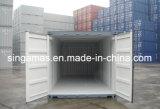 ISO証明された真新しい20フィートは堅上構成の上の輸送箱を開く
