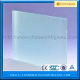 glas van de Bouw van 48mm het Duidelijke en Gekleurde Decoratieve Zuur Geëtste