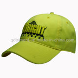 Micro Suede Metallic Bordado Leisure Baseball Hat Cap (TRB091)