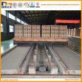 Печь тоннеля кирпича глины блока конструкции Германия технически ая печью