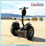 中国の電気自己のバランスをとるスクーターのゴルフスクーター
