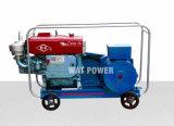 Watt elétrico - jogo de gerador pequeno ajustado de geração Diesel da potência