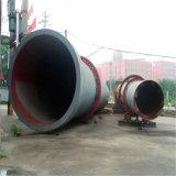 Uso rotatorio del refrigerador en el sistema del horno rotatorio para la industria del cemento