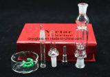 coletor do néctar de 10mm para as tubulações do vidro da plataforma petrolífera