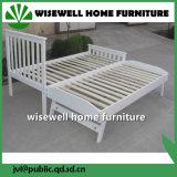 Feste Kiefernholz-Möbel-faltendes Bett für Boe
