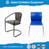 검정에 의하여 덧대지는 접는 의자 옥외 전람