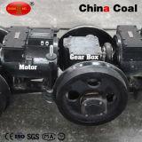 Alta calidad 5 toneladas de locomotoras de la batería