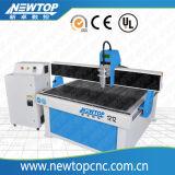 Деревянное вырезывание маршрутизатора CNC и гравировка Machine1212, деревянная гравировка и автомат для резки маршрутизатора CNC гравировального станка лазера
