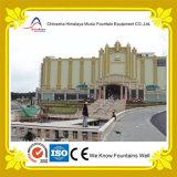 De Fontein van de Muziek van Bokor van Thansur, Kambodja