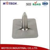 Ts16949証明書の鋼鉄道のスタッドの精密鋳造の中国の鋳物場