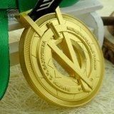 Jiabo сделало для того чтобы выдолбить вне медали и пожалования Matt покрынные золотом