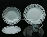 Vaisselle Ft02 réglé