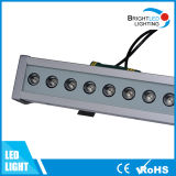 Diodo emissor de luz Wall Washer Light do RGB 48watt com DMX Controller