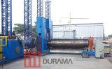 Máquina de dobra da placa/máquina de rolamento/rolo do metal/máquina rolamento do metal/máquina de rolamento mecânica/dobrador simétrico Drr-30X3000 da placa