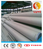 Tubo de acero inoxidable AISI 304 Tubo sin soldadura