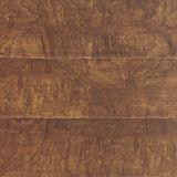 Plancher en bois de stratifié de parquet de la bonne qualité HDF