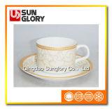 O decalque reforça os jogos de café Bd051 da porcelana