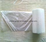 HDPEの明白な星によって密封されるプラスチックごみ袋