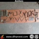 Anker van het Roestvrij staal van de kwaliteit 310S het Vuurvaste