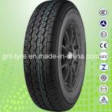 Neumático del carro ligero del neumático de la polimerización en cadena del neumático del vehículo de pasajeros con el certificado del ECE (205/55R16, 215/55R16, 225/55R16)
