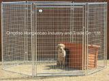De Kooien van het metaal voor Hond/de OpenluchtKooi van de Hond om de Kooi van de Hond van de Buis
