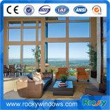 최고 조정 Windows를 여는 알루미늄 여닫이 창