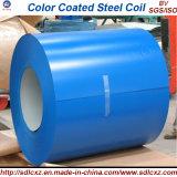 катушка Galvalume здания металлического листа 0.15mm-0.8mm Dx51d стальная Prepainted стальная