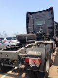 Sinotruk HOWO A7のディーゼル機関420HP 6X4 10wheelのトラクターヘッド